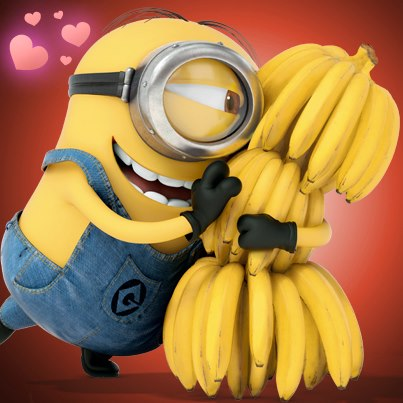 Despicable Me Hugs!