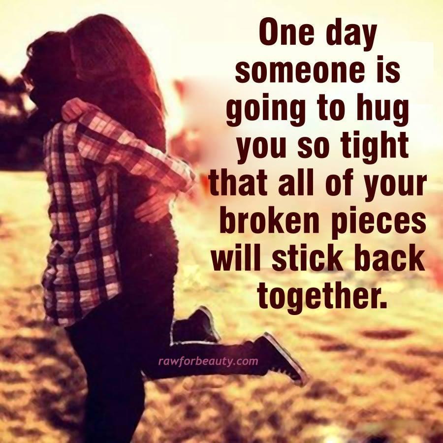 Hug You So Tight One Hug A Day